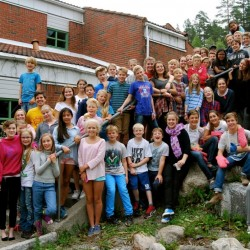 CISV O&A post-camp 2014